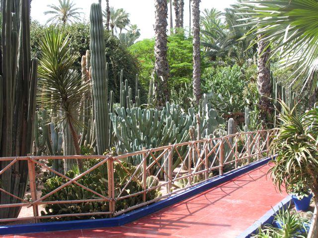 Pau evasion a marrakech un havre de paix et de - Residence les jardins de majorelle marrakech ...
